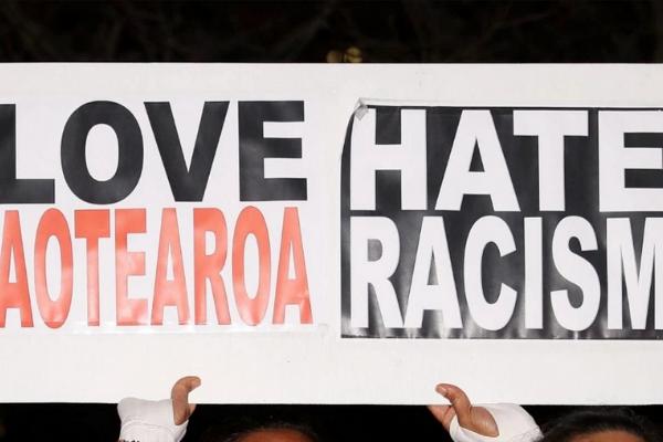 Love Aotearoa, Hate Racism