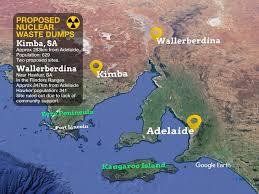 Kimba nuclear waste dump proposal
