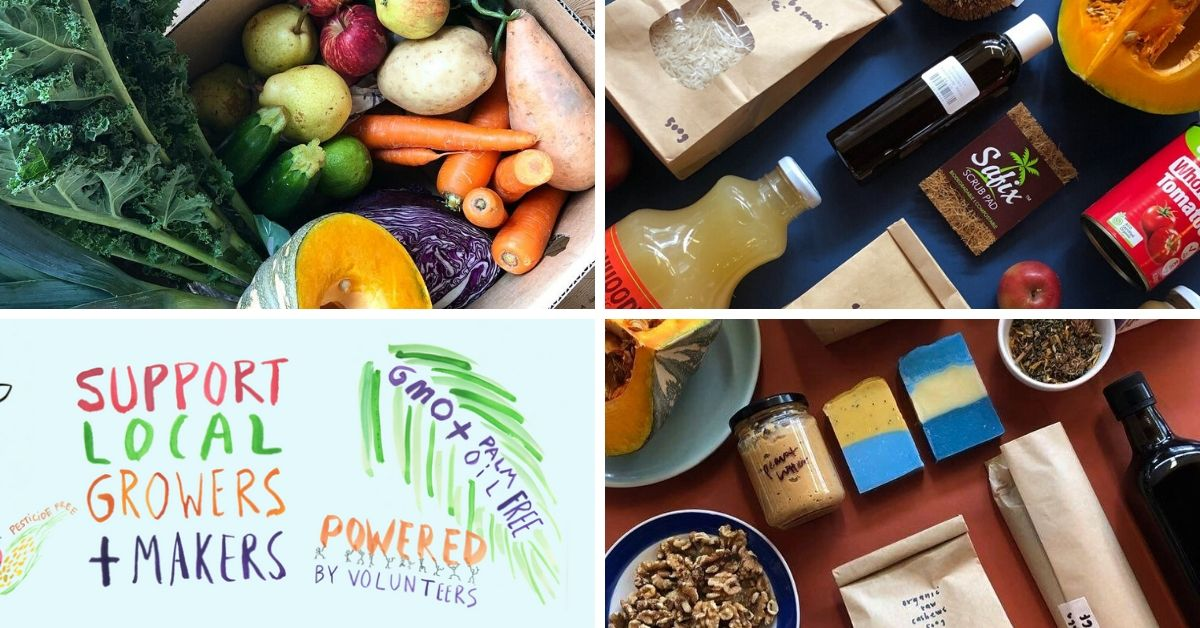 Support local food with online orders at the Melbourne Food Coop and Cafe