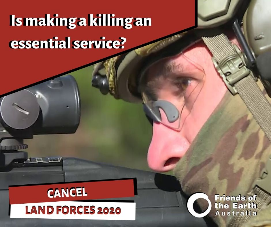 Is making a killing an essential service?