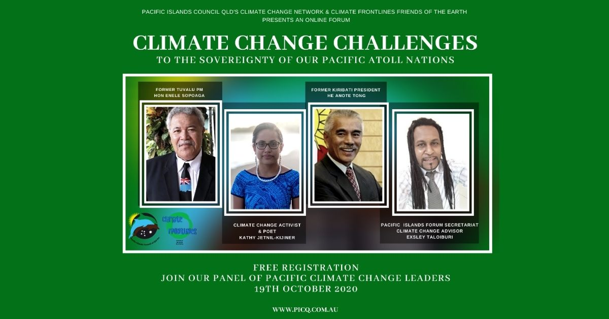 Climate Change Challenges