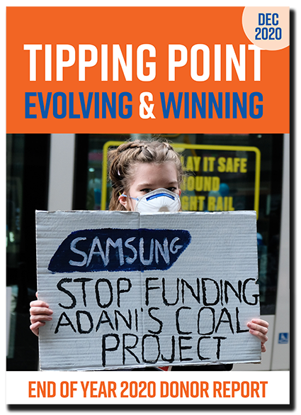 Download the Tipping Point 2020 Donor Report here