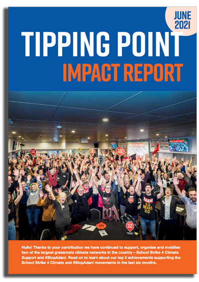 Tipping Point Impact Report
