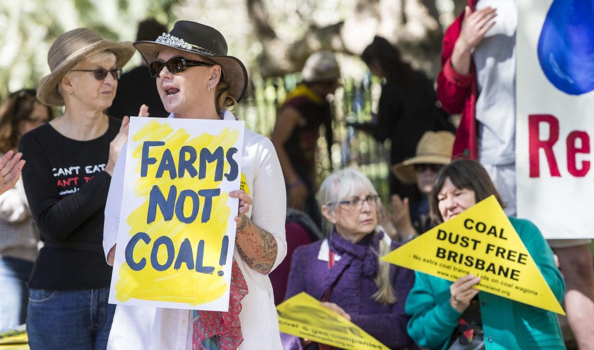Farms not Coal