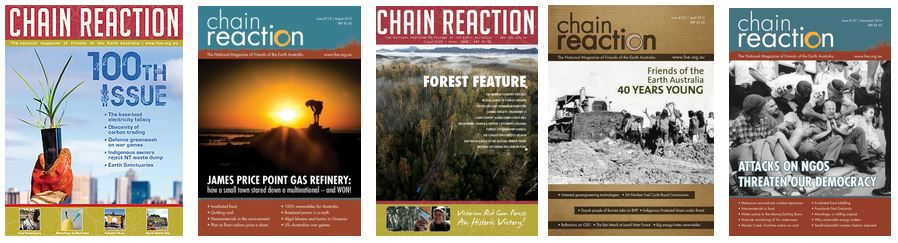 Chain Reaction Magazine