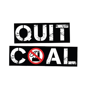 Quit Coal - Coal and Gas Free Victoria - Friends of the Earth Melbourne campaign