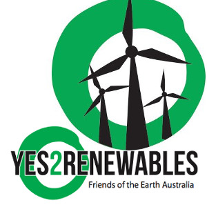 Yes2Renewables - Friends of the Earth Melbourne campaign