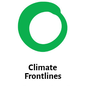 Climate Frontlines - campaign at Friends of the Earth Brisbane