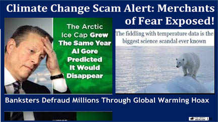 Image result for climate change hoax