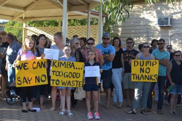 No Kimba Nuclear Waste Dump