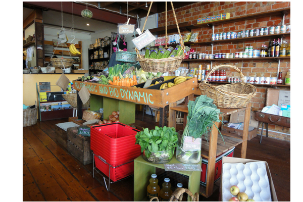The Friends of the Earth co-op in Melbourne