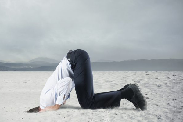 Coalition have their head in the sand on climate