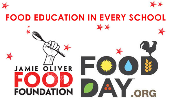 Show your support for food education in every school!