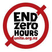 End Zero Hours Campaign Logo