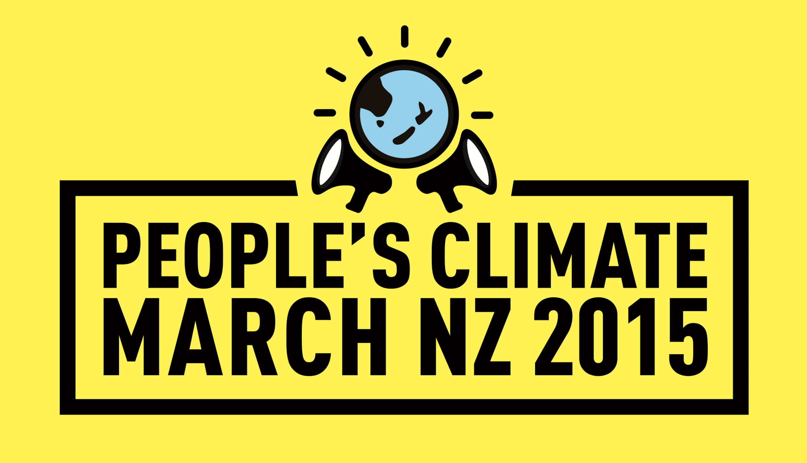 Peoples CLimate MArch Logo