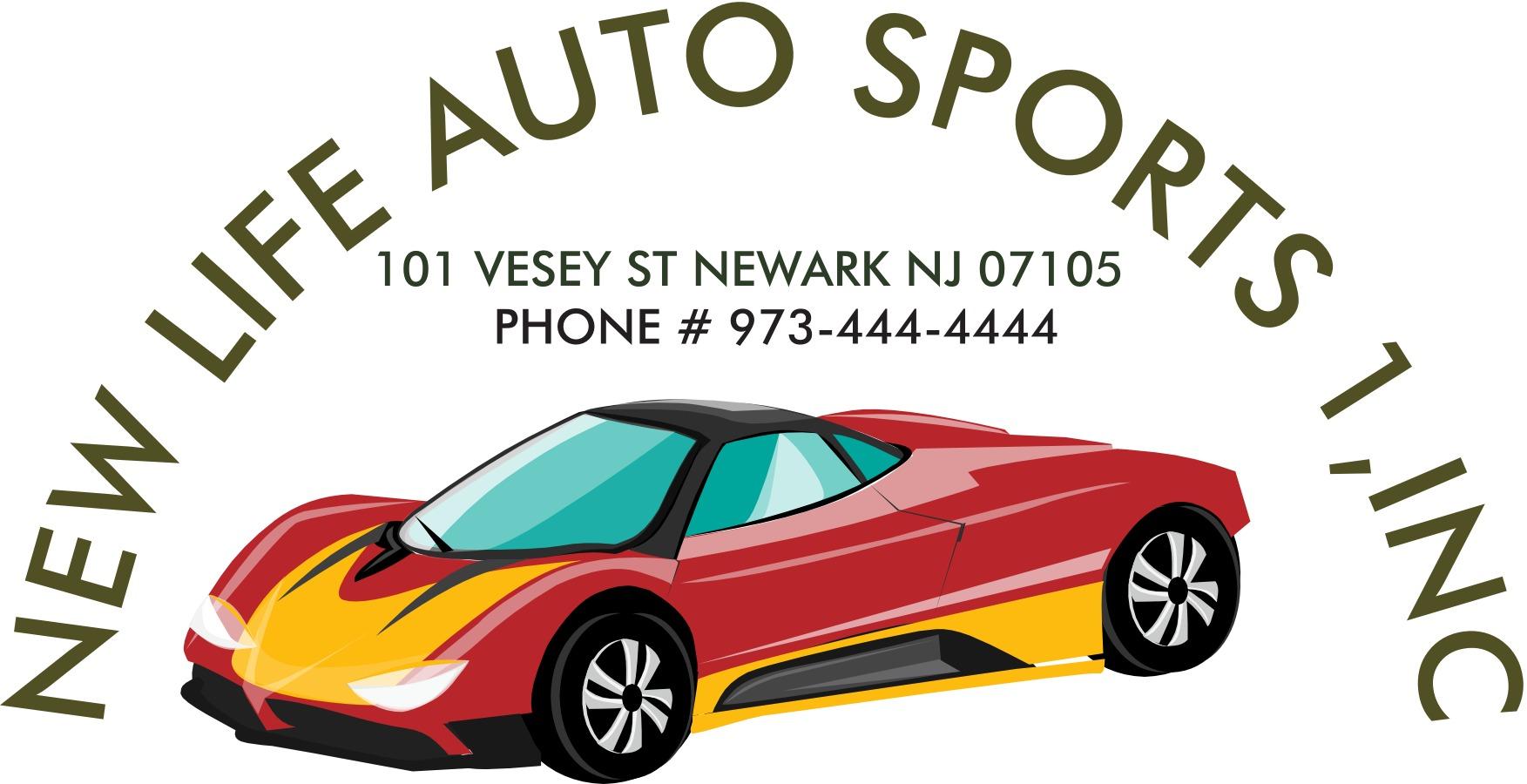 New Life Auto  Logo