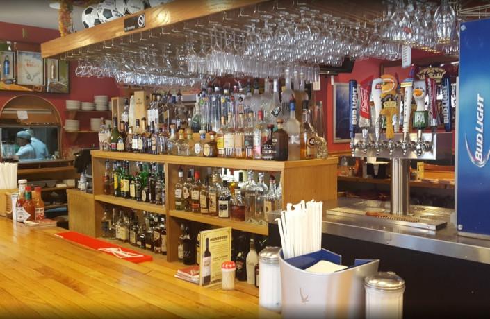 Madrid & Lisbon Bar