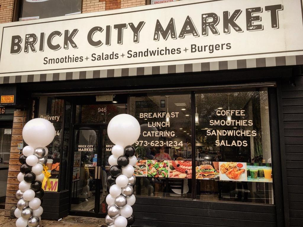 Brick City Market Store front
