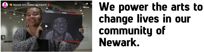 Newark Arts Promo