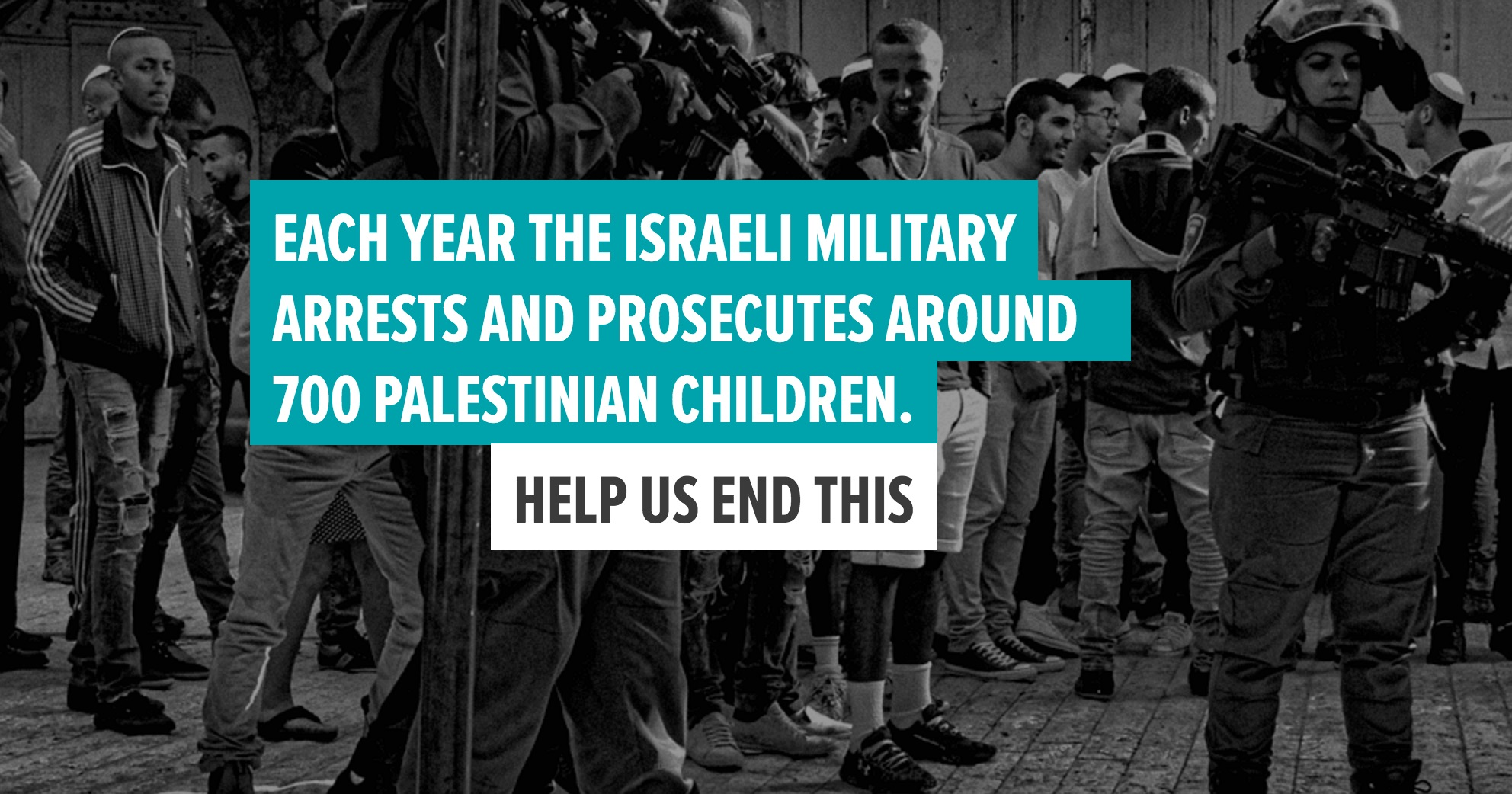 Ecumenical Accompaniment Program in Palestine and Israel (EAPPI) / M. Guntern.