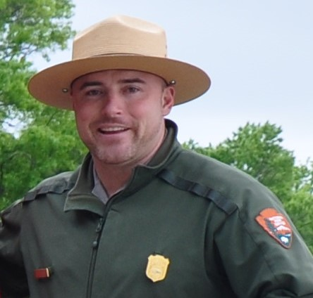 James Pierce, Park Ranger