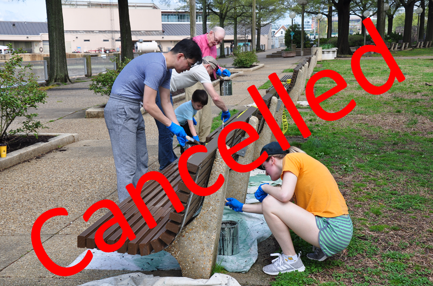 Titanic Day of Service - Cancelled