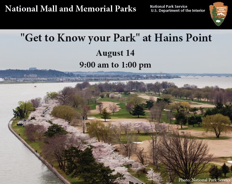 Hains Point Community Event