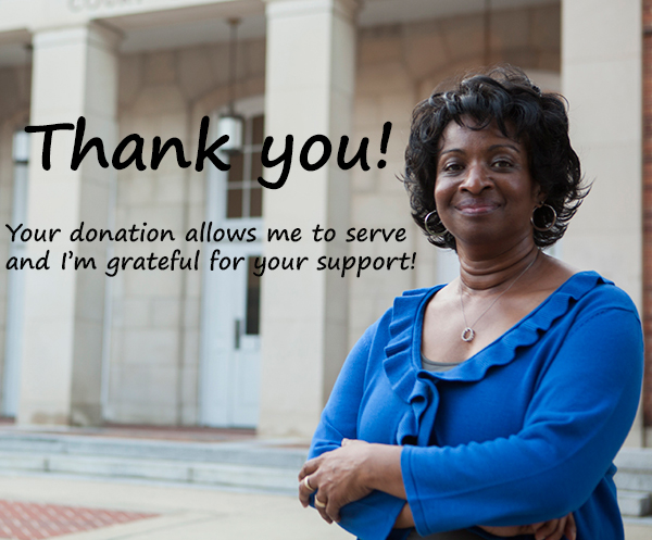Thank you for donating!