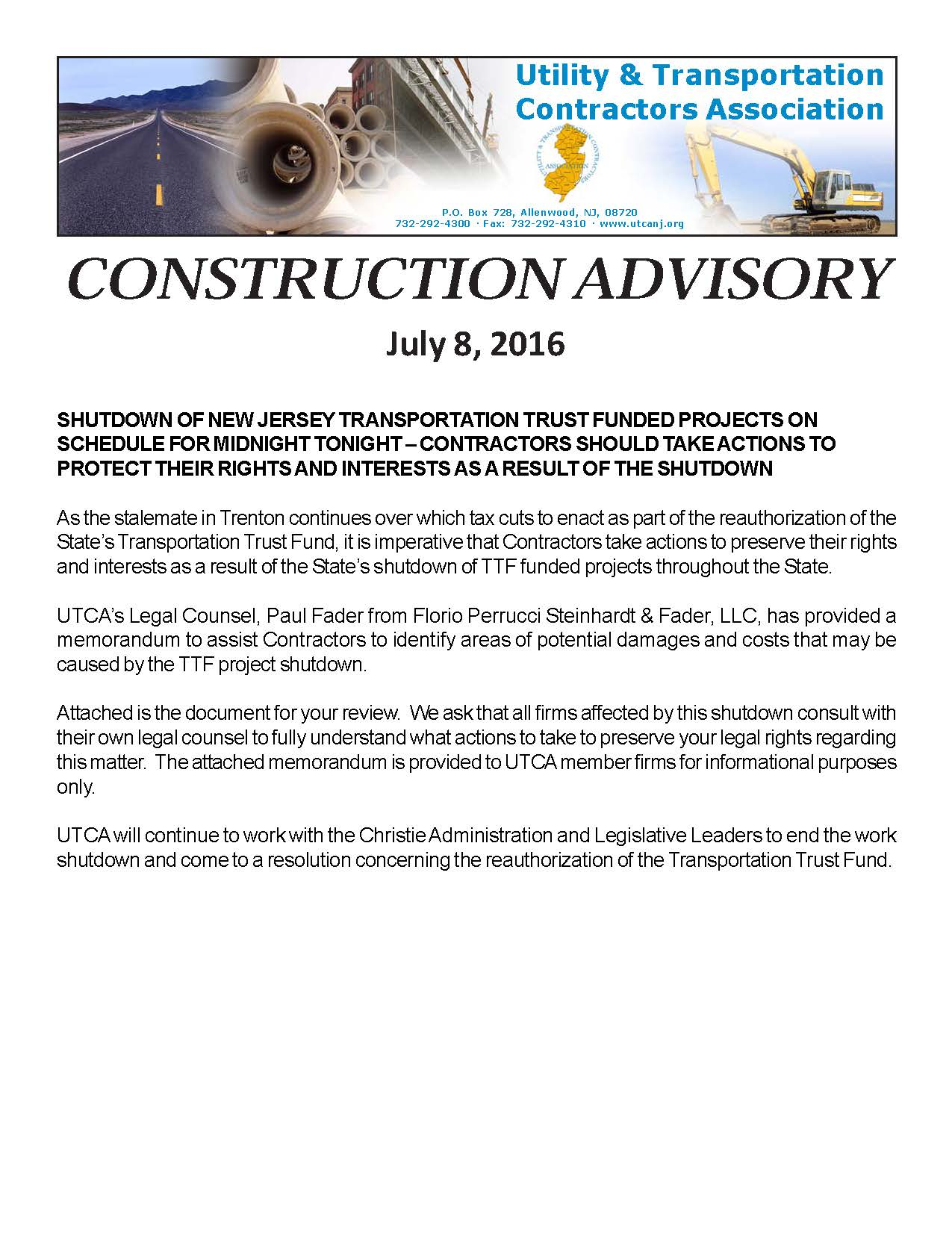 UTCA_Construction_Advisory_7-8_Page_1.jpg