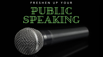 FRESHen Up Your Speaking
