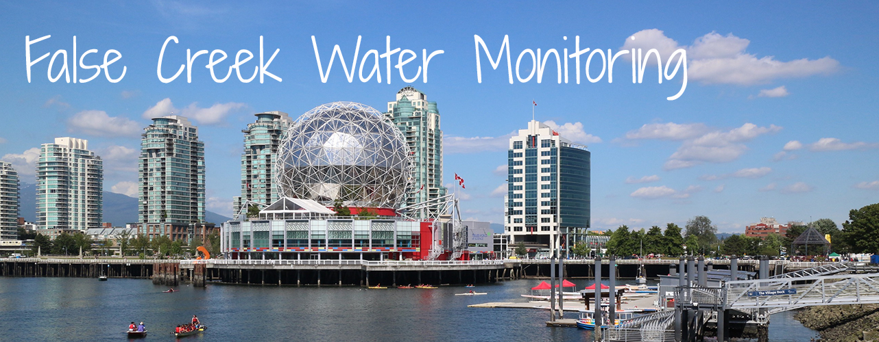 False Creek Water Monitoring