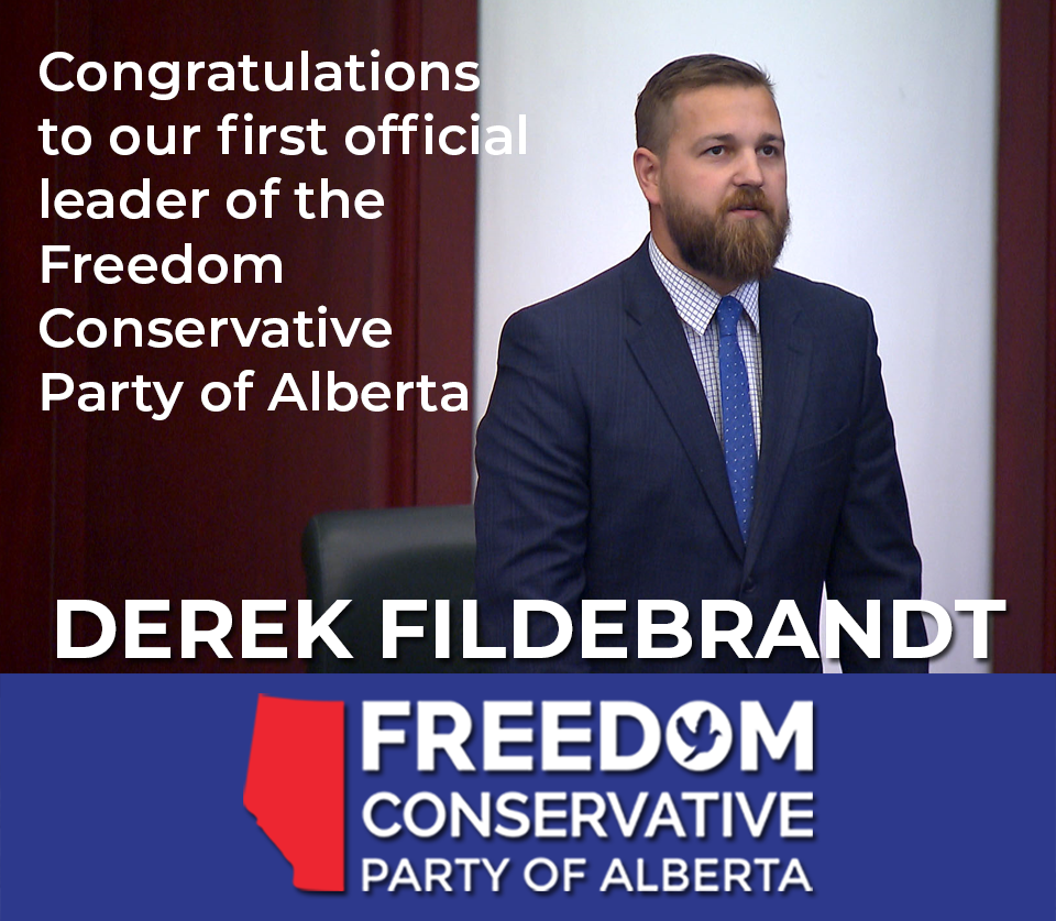 RELEASE: Fildebrandt Becomes First Official FCP Leader