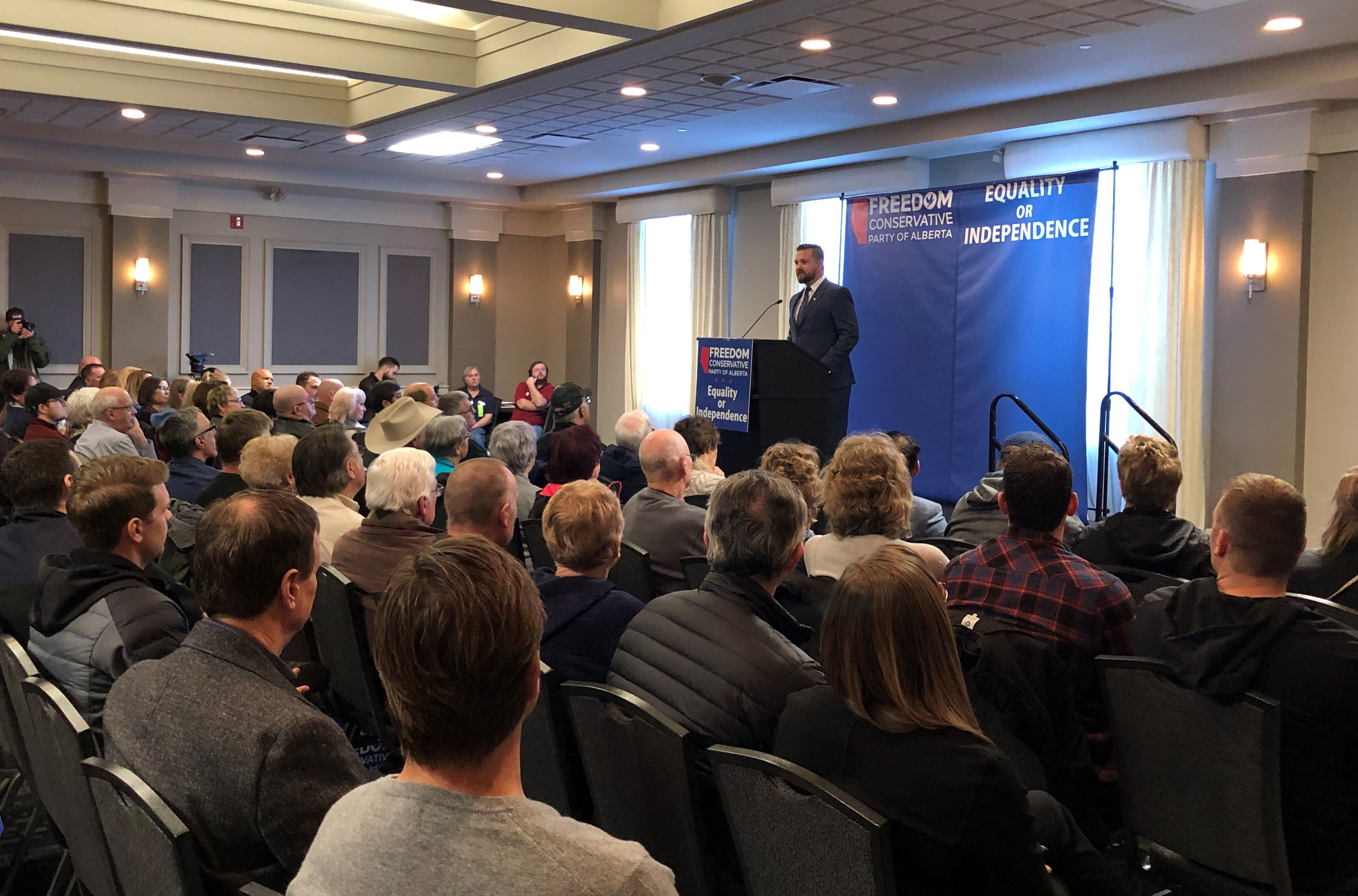 OPINION: Fildebrandt on Equality or Independence