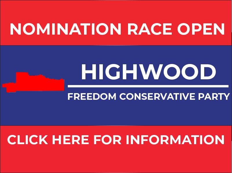 RELEASE: Highwood FCP Nomination Opened