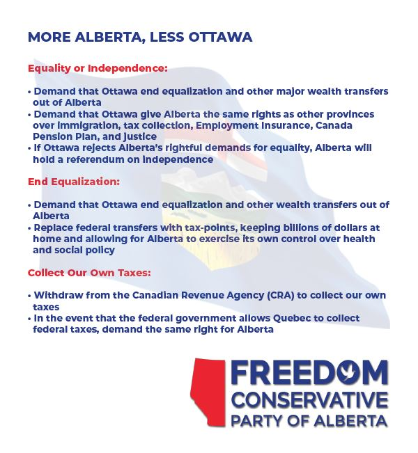 FCP Announcement: More Alberta, Less Ottawa