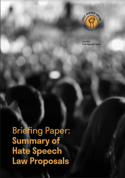 Briefing paper cover