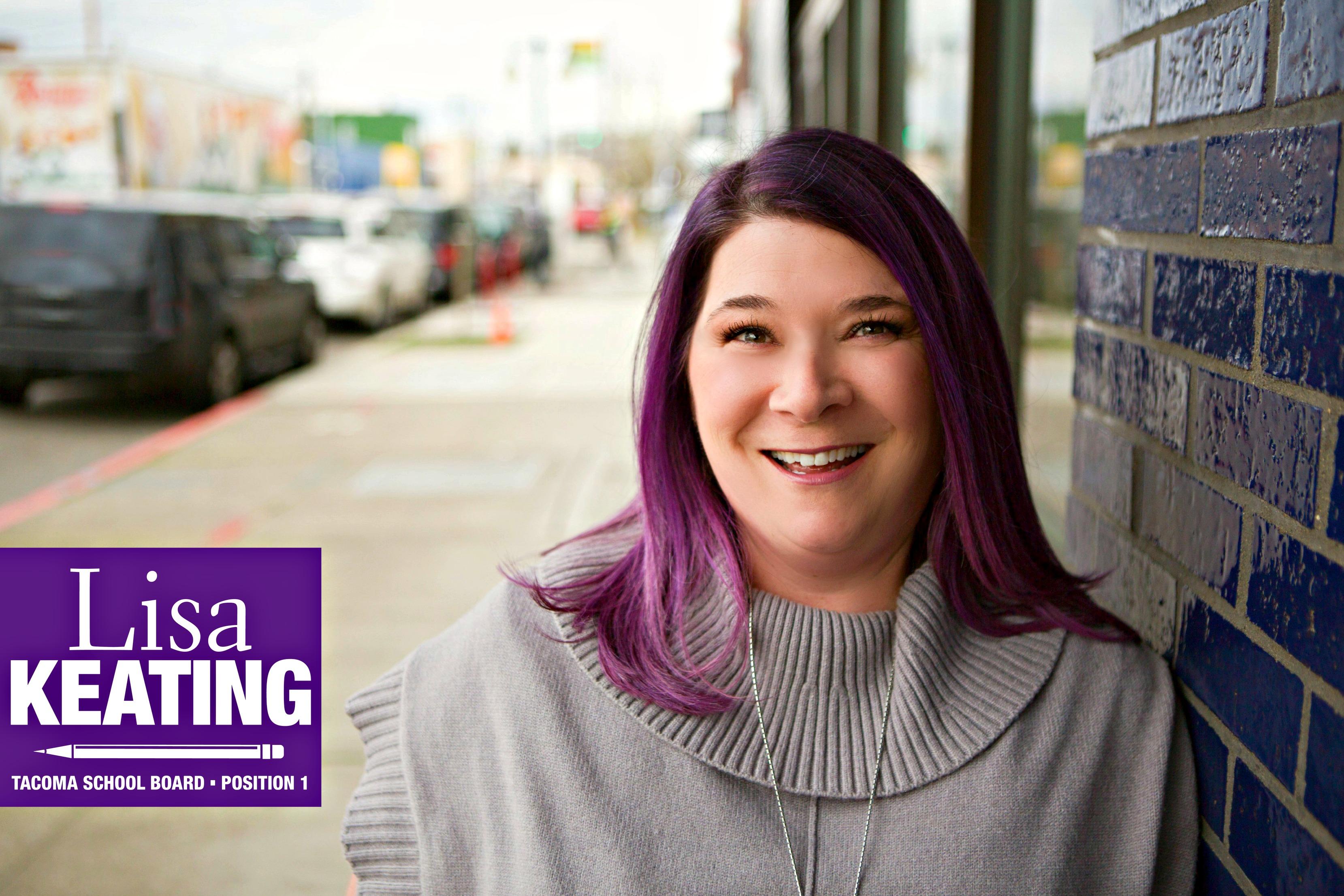 Friends for Lisa Keating