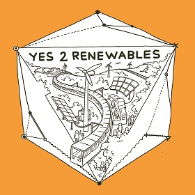 Repower the trains with renewables
