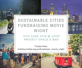 Sustainable Citiies Movie night