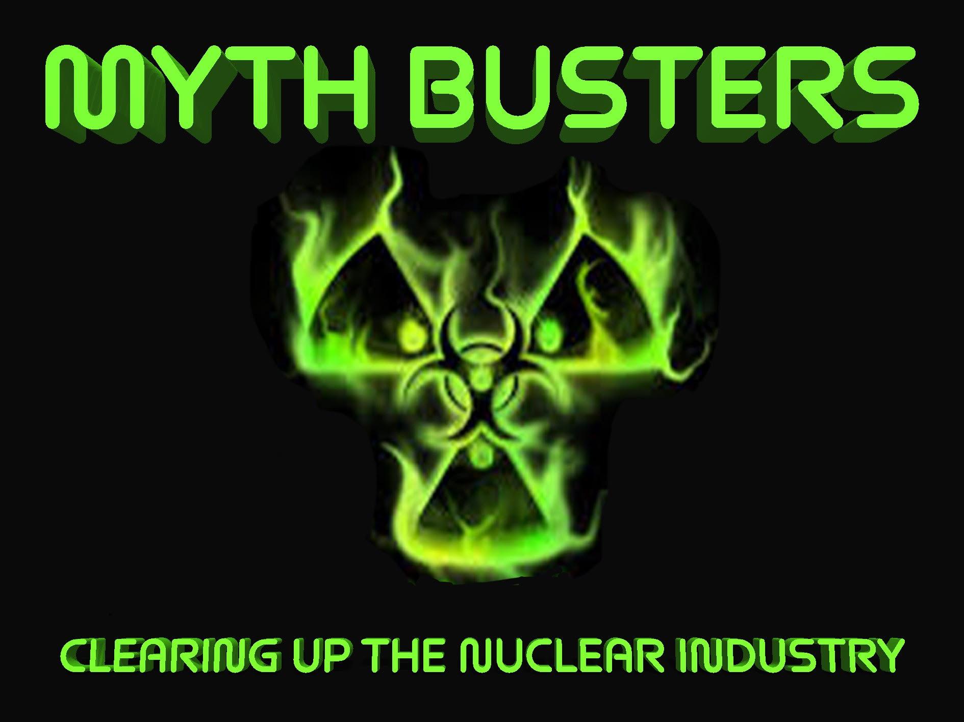 Myth busting nuclear