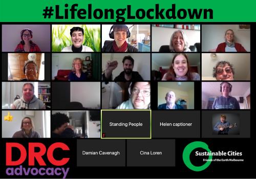 Lifelong lockdown
