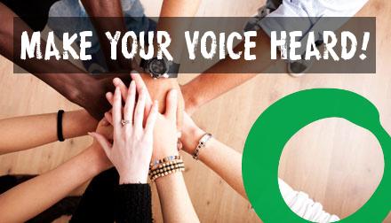 Make your voice heard - FoEM