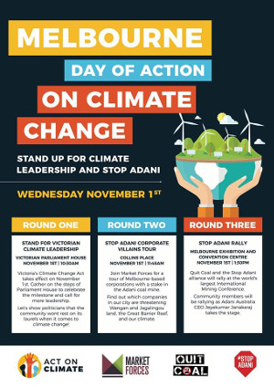 Day of Action on Climate Change