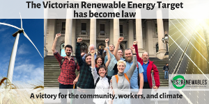 The VRET is now law!