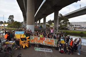 Say NO to the Westgate Tunnel!