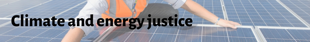 CLimate and Energy Justice
