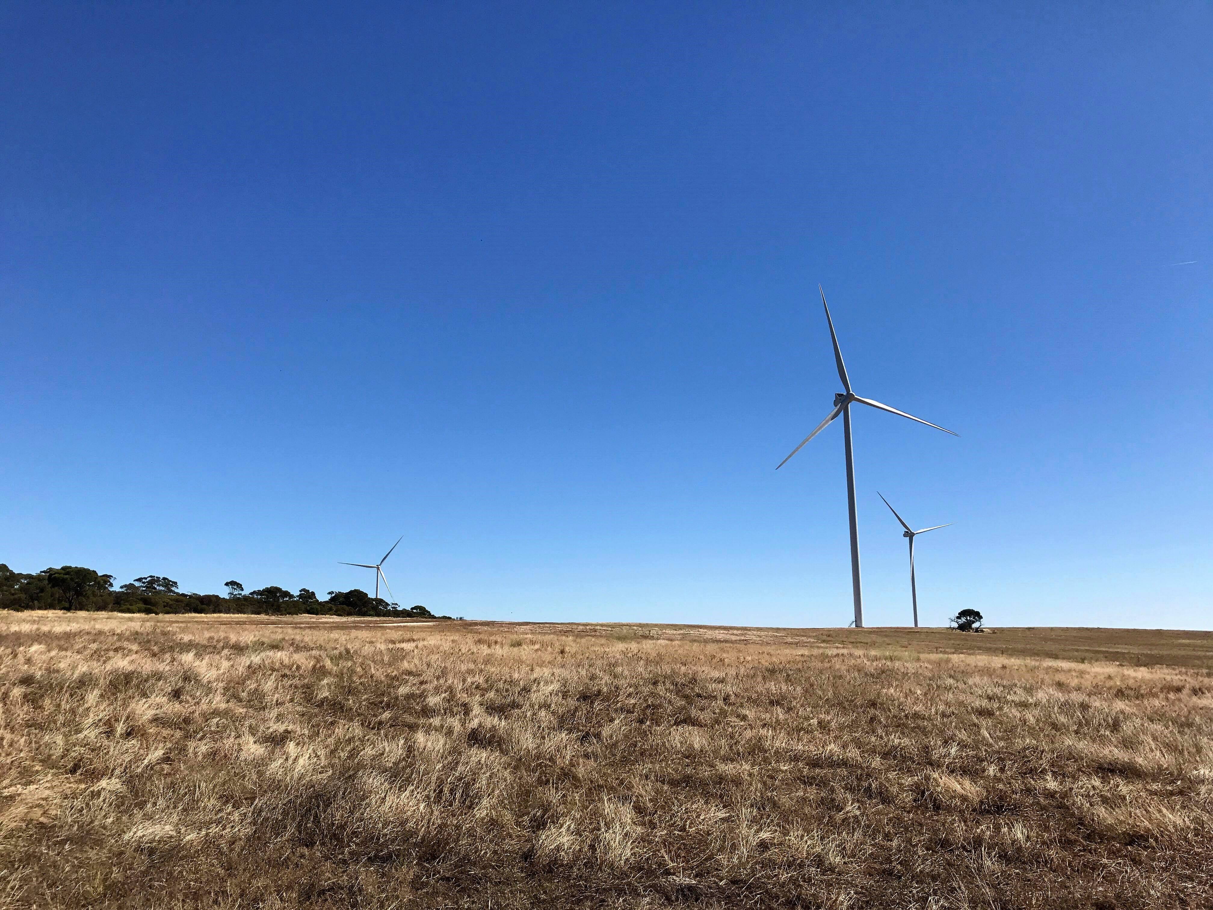 Kiata Wind Farm