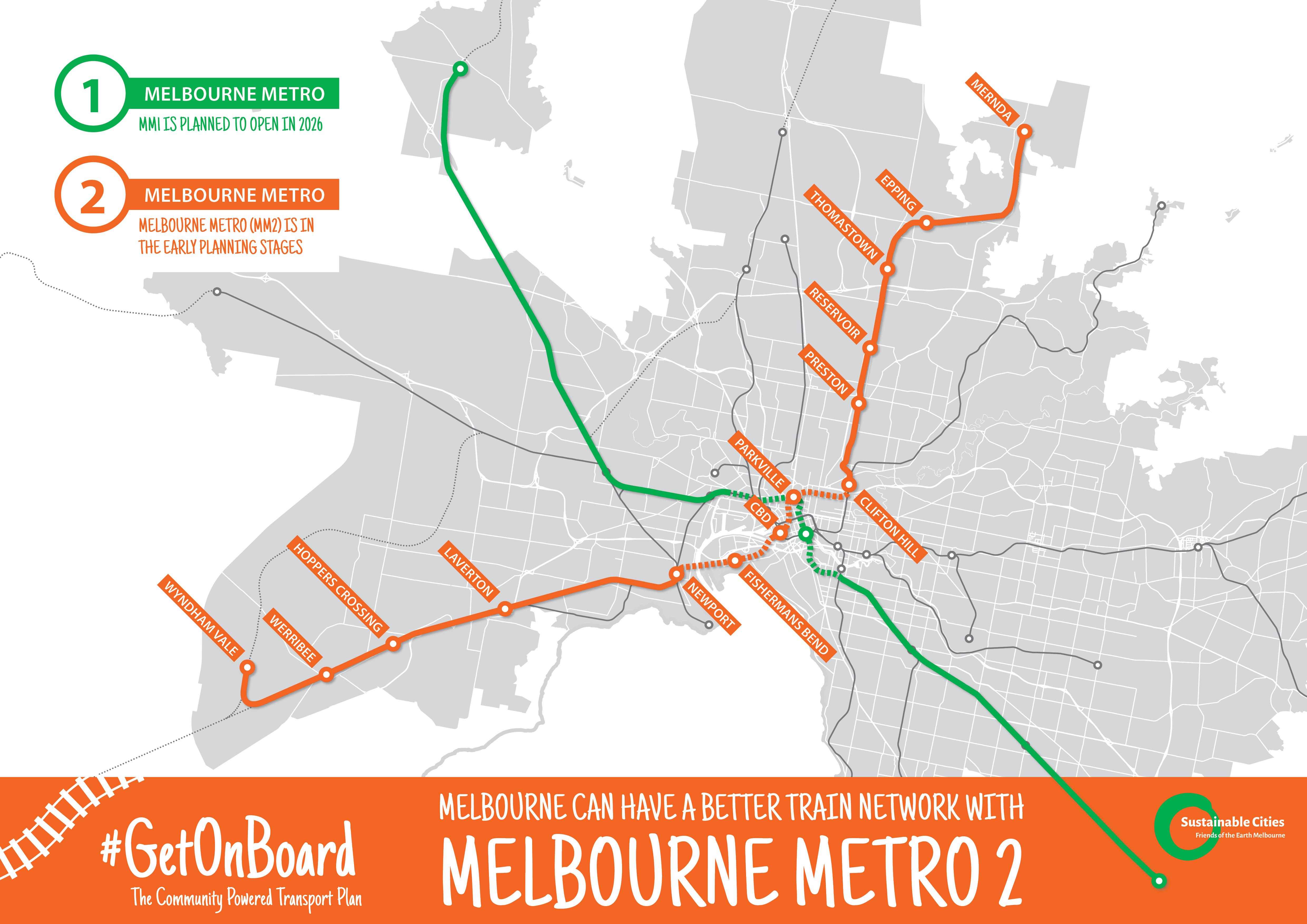 Melbourne Metro 2