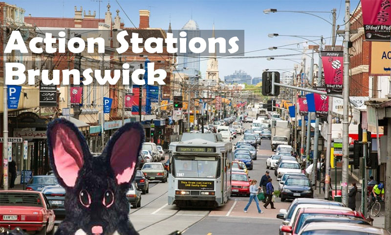 Action Stations Brunswick