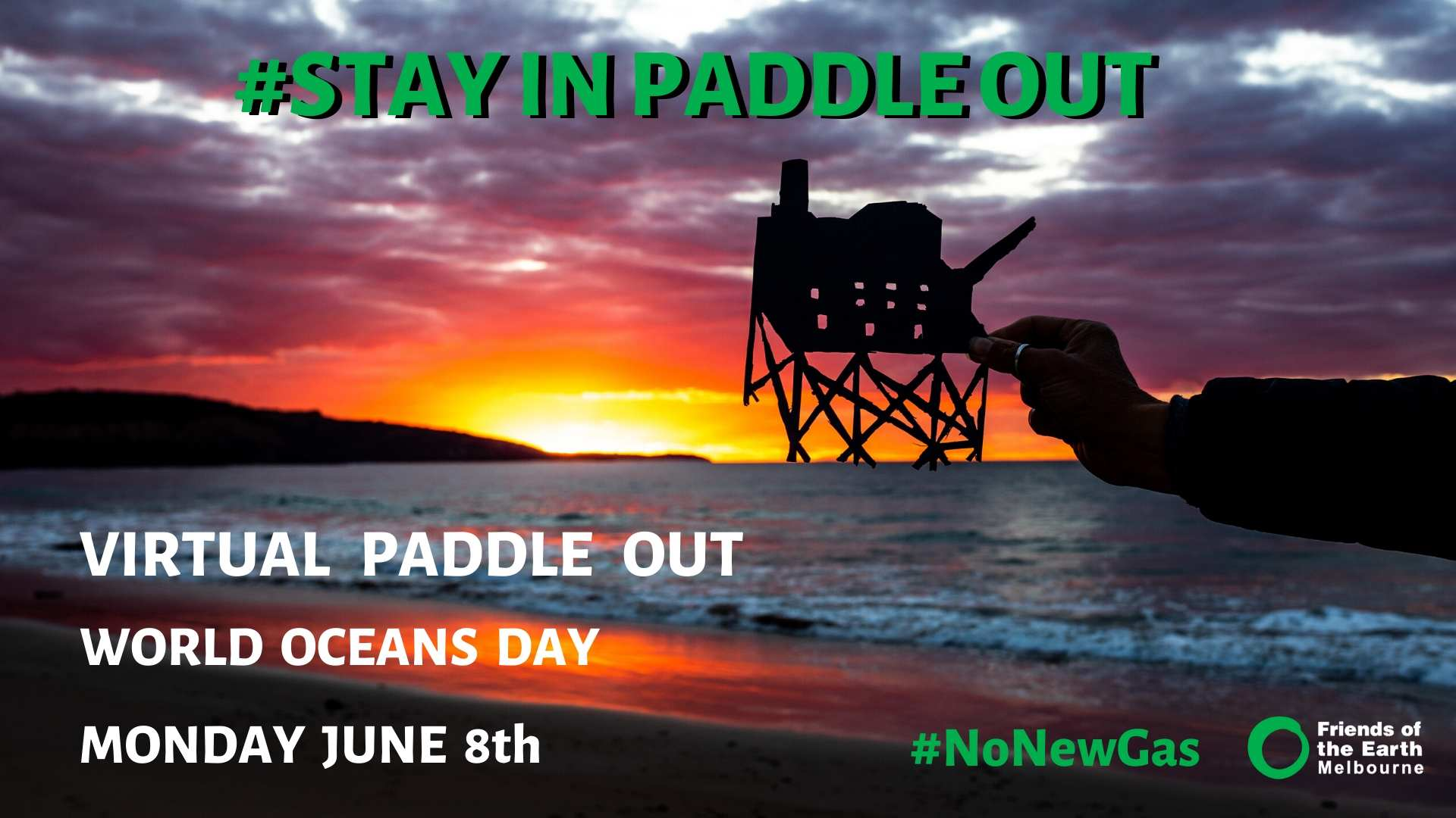 Stay In Paddle Out